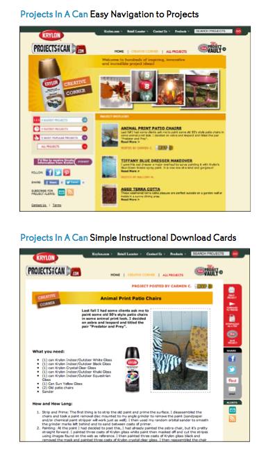 krylon project cards